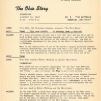 """0005 - The Ohio Story:  """"The Battelle Memorial Institute"""""""